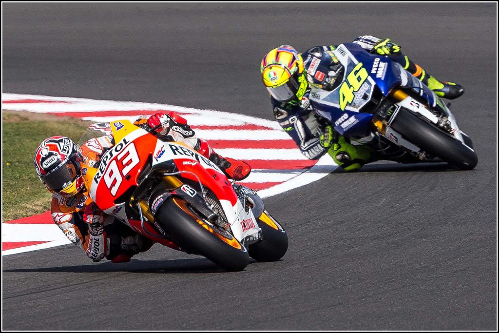 Moto GP, Austin: Marquez domina, Rossi in testa al mondiale