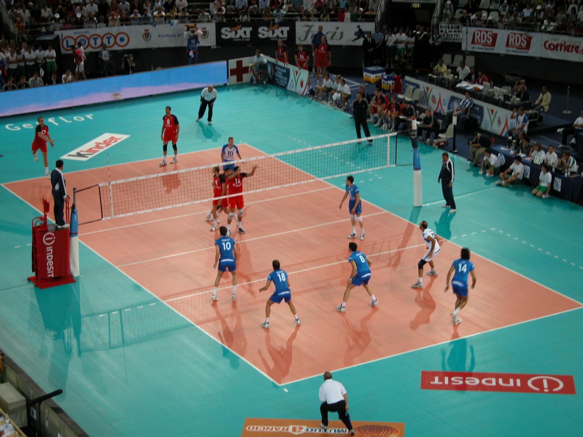 Volley, scelte le sedi degli appuntamenti internazionali del 2017