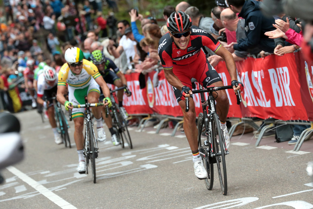 Il punto sul ciclismo: Gilbert si aggiudica  l'Amstel Gold Race