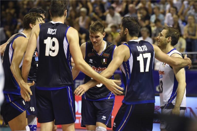 #FIVBWorldLeague: l'Italia incespica e cade anche contro la Francia