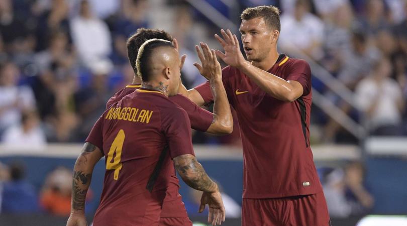 Countdown per Roma-Chelsea. Grande attesa per Naingollan, star della serata.