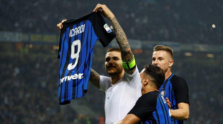 Serie A, Inter-Milan: uno sTREpitoso Icardi affonda i rossoneri