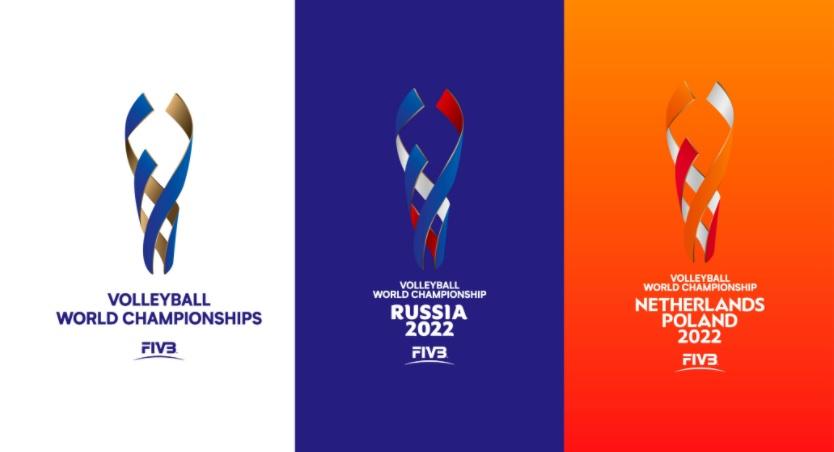 Volley, svelati i loghi dei Mondiali 2022