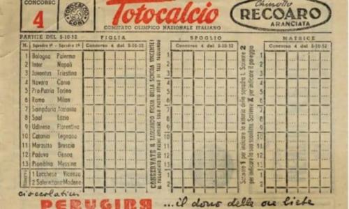 Totocalcio, il '13' che resiste alle scommesse sportive compie 70 anni