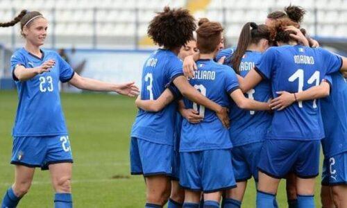 Calcio femminile, verso Euro 2022 con la corazzata di Milena Bertolini