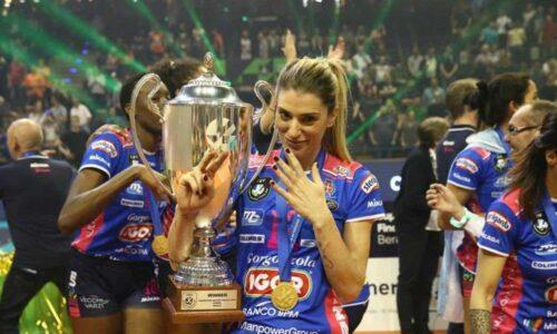 Volley, Francesca Piccinini si ritira: 25 anni di emozioni