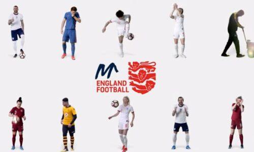 Calcio inglese inclusivo, un leone e una leonessa dividono i tifosi
