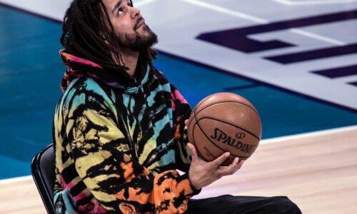Basket, il rapper J.Cole verso un futuro da professionista